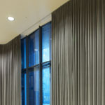 Commercial Curtain Track Fitters