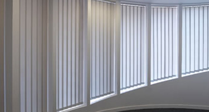 Commercial Amp Office Vertical Blind Fitters Enviroscreen