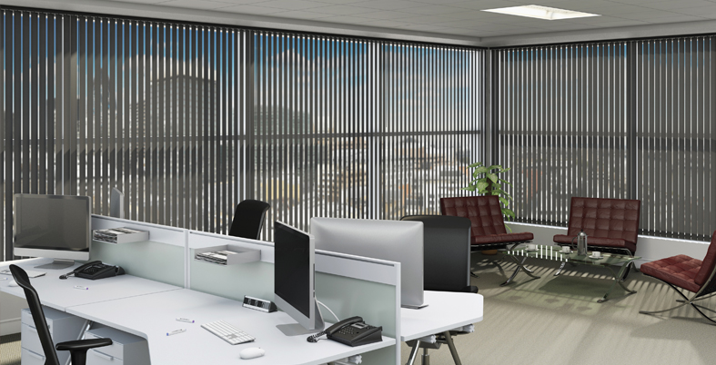 enviroscreen office blinds london