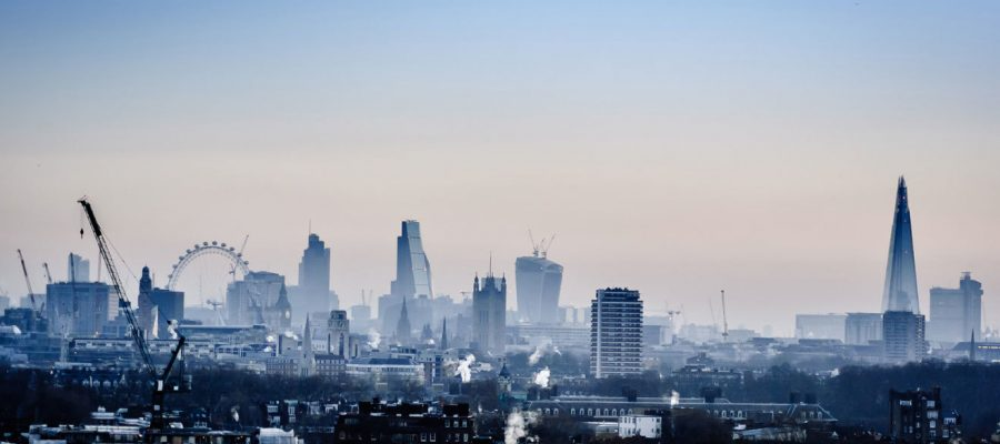 london skyline enviroscreen